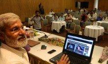 दिग्गज पत्रकारों के हाथों लॉन्च हुआ भोजपुरी वेबसाईट जोगीरा डॉट कॉम