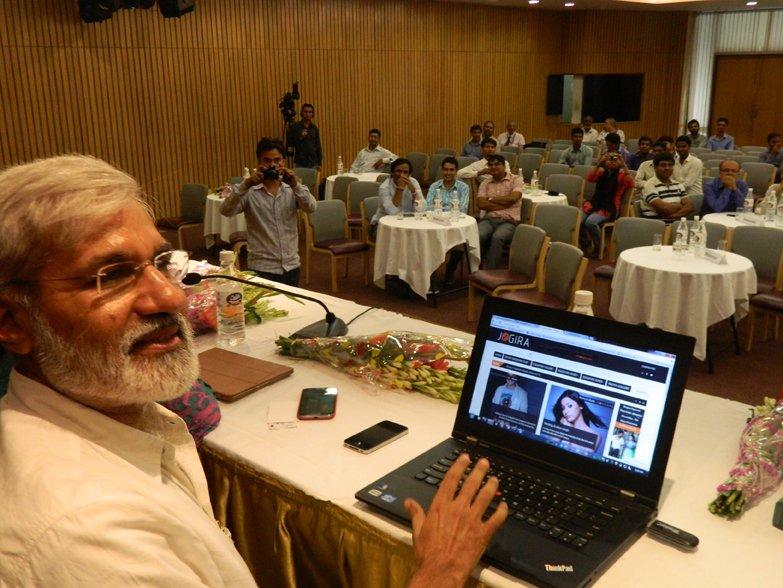 Rahul Dev Inaugurated www.jogira.com