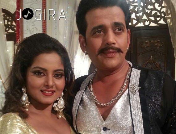 ravi kishan and anjana