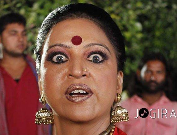 Nilima Singh action in bhojpuri film thok deb