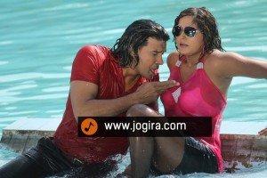 Viraj bhatt in Bhojpuri film baba rangeela