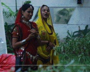 Shweta Tiwari And Veena Malik
