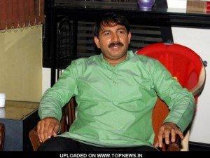 Manoj Tiwari Bhojpuri Singer