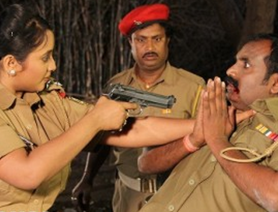 Rani Chatterjee to play Kiran Bedi character