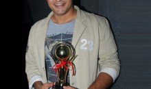 "Vinay Anand Receives the ""Best Achievement"" Award"