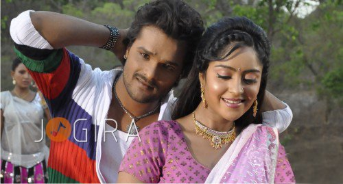 Shubhi Sharma with Keshri