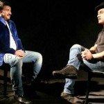 "Aamir Khan With Manoj Tiwari ""Mridul"""