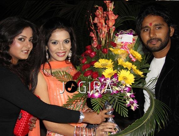 Bhojpuri actress and model Payal Seth celebrated her birthday