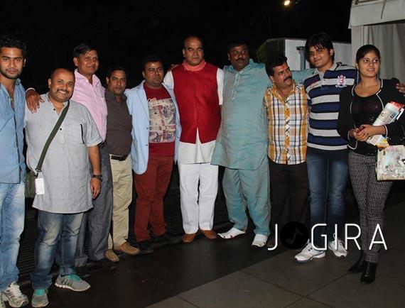 Bhojpuri Film Sajna Mangiya Sajai da Hamar party