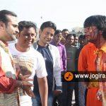 Shooting of Bhojpuri movie Hogi pyar ki jeet