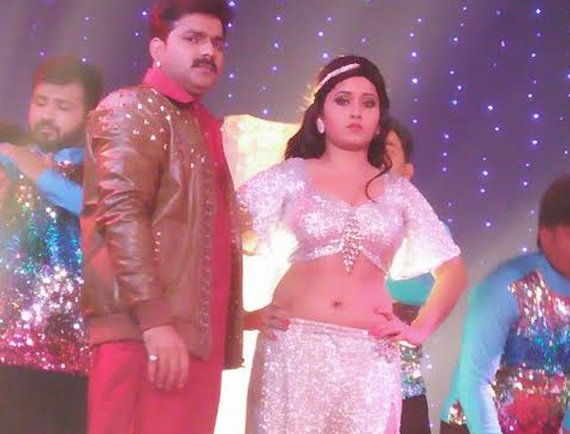 kajal raghwani and pawan singh