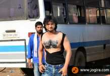 bhojpuri film gunday shooting