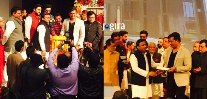 ravi kishans three bhojpuri film get subsidy