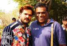 bhojpuri actor khesari lal yadav and ashish vidyarthi