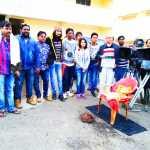 bhojpuri film rudra shooting