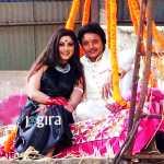 amrish singh in bhojpuri film sarvshaktiman mahadev