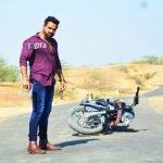 bhojpuri action star pawan singh in bhojpuri film satya