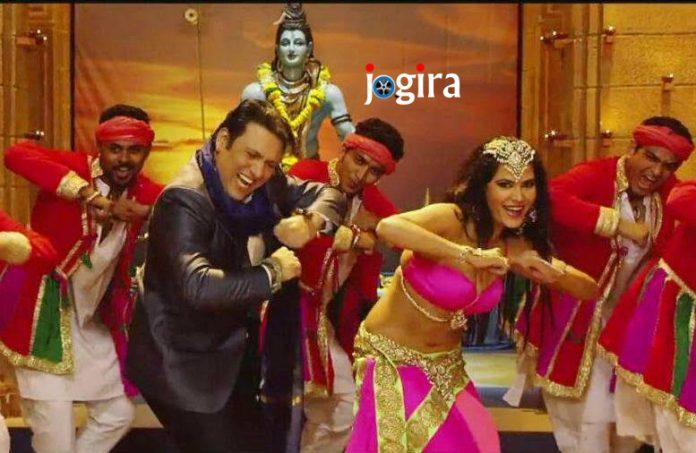 भोजपुरी फिल्म इंडस्ट्री की डांसिंग क्वीन सीमा सिंह ने गोविन्दा के साथ लगाया ठुमका