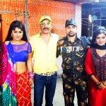 Starcast of bhojpuri film india vs pakistan