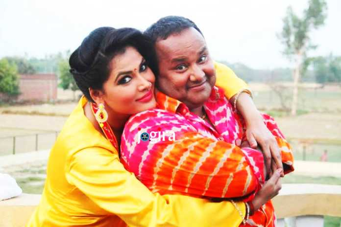 सीमा सिंह और मनोज टाईगर फिर एक साथ भोजपुरी फिल्म बलमा सिपहिया में
