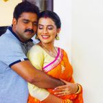 pawan singh and akshara singh in bhojpuri movie dhadkan