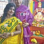 awdhesh mishra with his wife