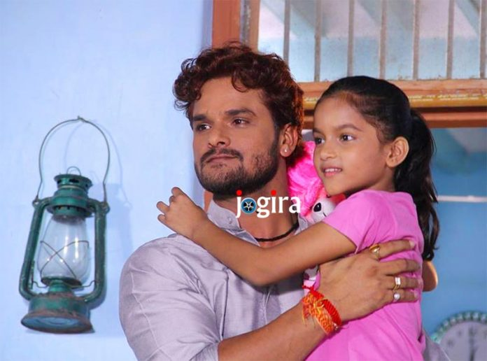 Khesarilal Yadav will be seen with his daughter Kirti in the film Dulhin Ganga Par ke