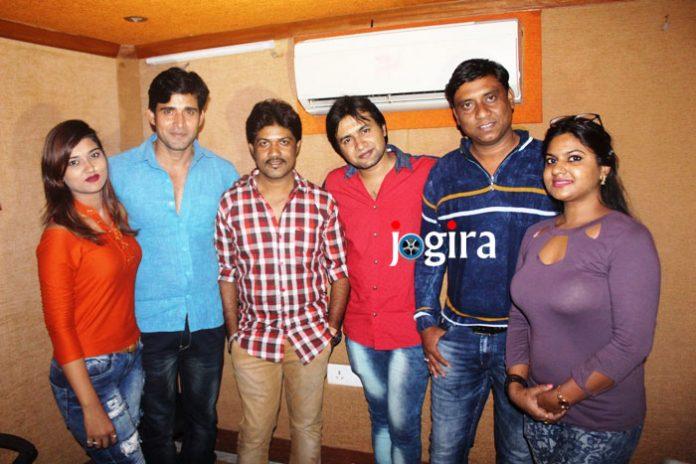 Dubbing of Bhojpuri film Balma daringbaaz ends
