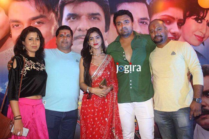bhojpuri movie sath nibhih sajanwa hmar ka muhurt