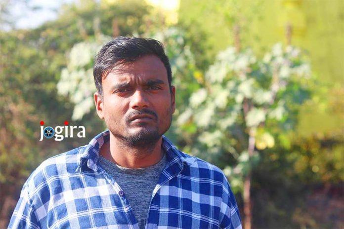 भोजपुरी लघु कथा आश के लेखक विवेक सिंह जी