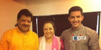 आदित्य नारायण ने पहली बार गाया मैथिली गाना