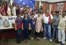 भोजपुरी कवि सम्मेलन के सफल आयोजन