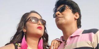 अभिनेता रजनीकांत और अभिनेत्री रानी चटर्जी