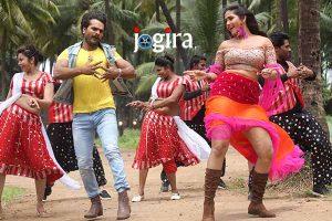 काजल राघवानी ने खेसारीलाल का उड़ाया मजाक : फिल्म बलम जी लव यू