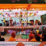 भोजपुरी जय भोजपुरिया परिवार द्वारा आयोजित लोक-संस्कृति उत्सव अमहीं