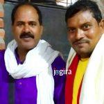 मदन राय जी के साथे बिनोद कुमार भोजपुरिया जी